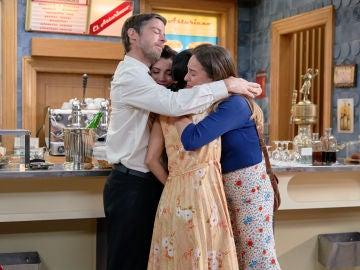 Avance semanal 'Amar es para siempre': Luisita y Amelia se preparan para el día más difícil y feliz de su vida