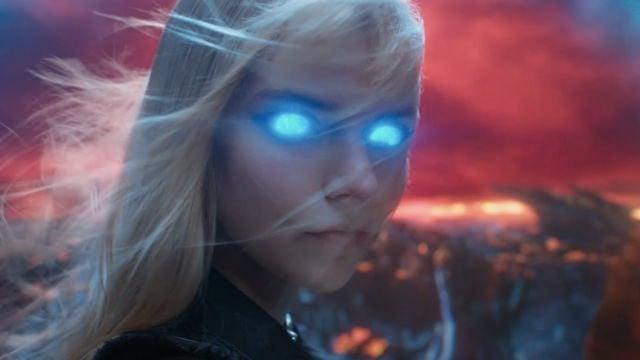 Anya Taylor-Joy en 'Los Nuevos Mutantes'