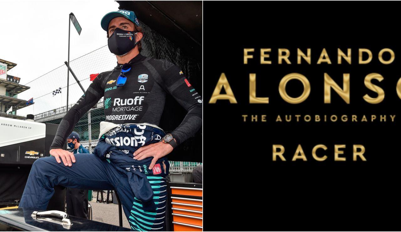 La autobiografía de Fernando Alonso ya a la venta