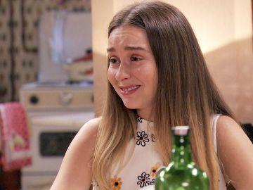 Luisita y Amelia, emocionadas ante el gran regalo de Benigna que da un vuelco a sus vidas
