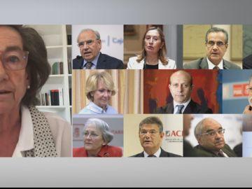"""Cristina Alberdi, exministra, sobre la entrevista a Corinna Larsen: """"Es un relato para justificar el origen de ese dinero"""""""