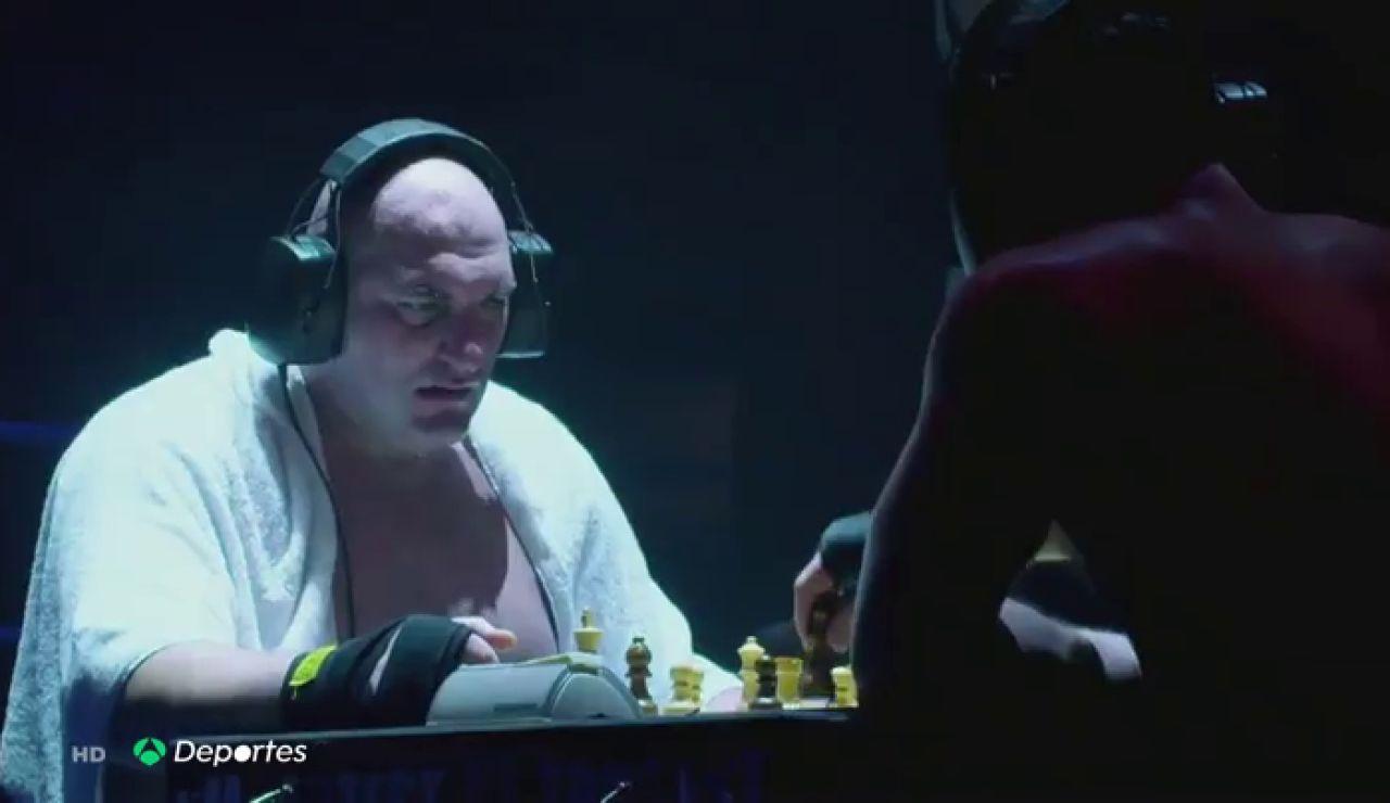 El 'cheesboxing', el deporte que combina boxeo y ajedrez: gana el primero que logra un k.o. o un jaque mate