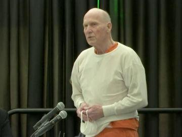 """""""Lo siento mucho"""", las últimas palabras del asesino de Golden State antes de entrar en la cárcel"""