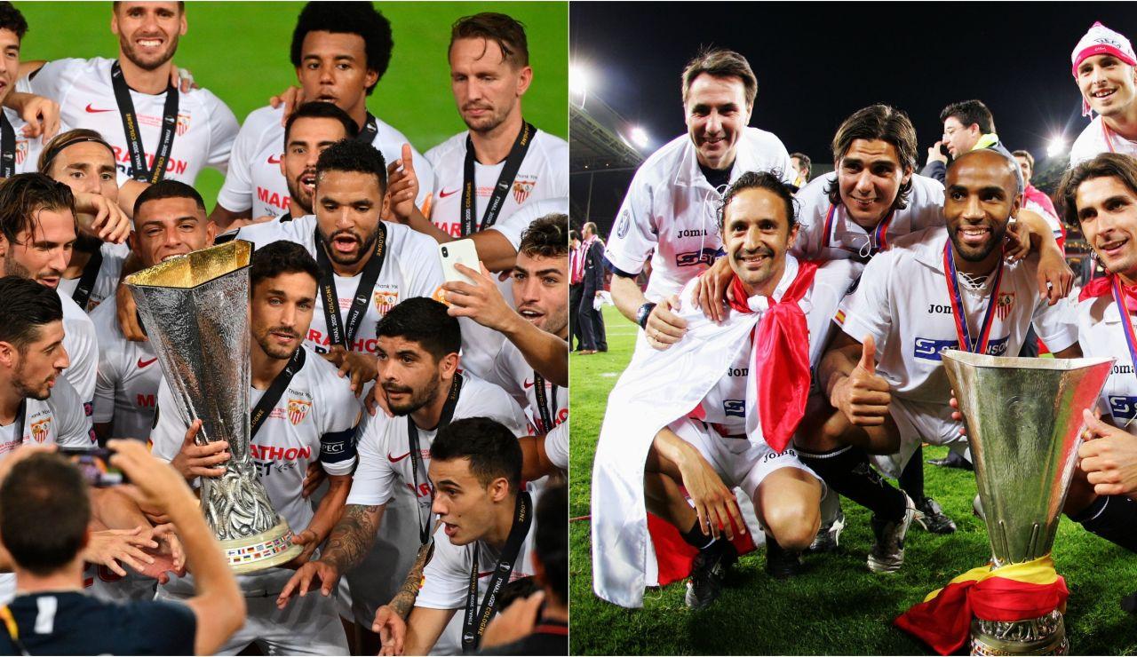 De 2006 a 2020, el Sevilla y su historia en la Europa League