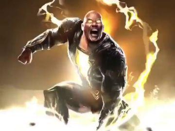 Dwayne Johnson adelanta un vídeo de su primera imagen como Black Adam