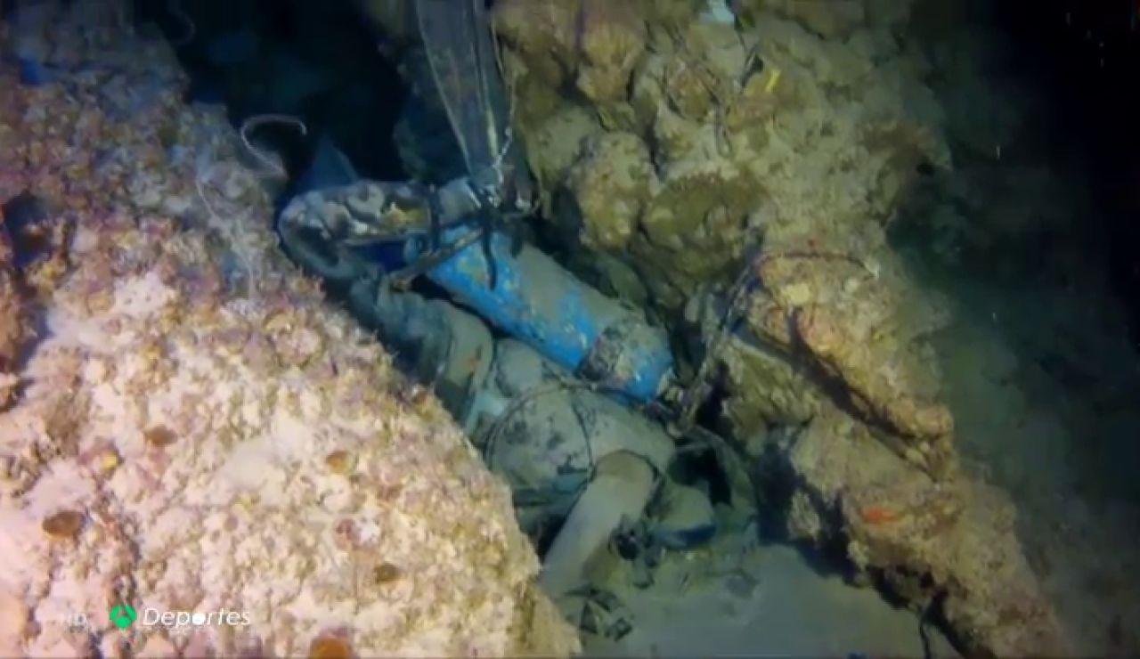 El agujero azul de Dahab, la bella y mortal meca de apneístas y buceadores en Egipto