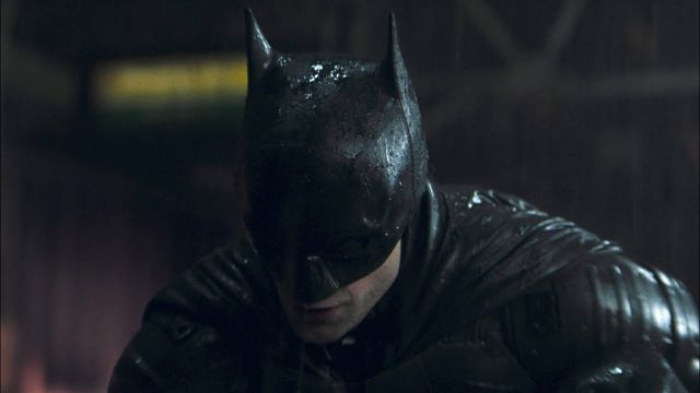 Robert Pattison como Batman