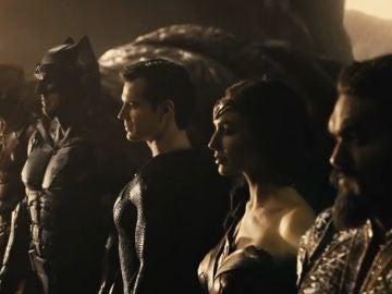 'Liga de la Justicia' de Zack Snyder