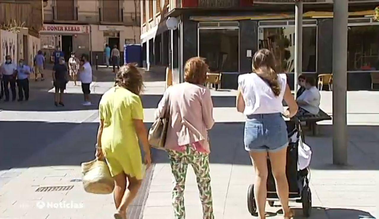 Alfaro decreta el cierre de todos los espacios públicos después de que 40 jóvenes se saltaran la cuarentena