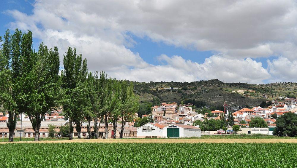 Tielmes, municipio de Madrid muy afectado por el coronavirus
