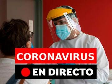 Coronavirus en España hoy: sábado 19 de septiembre
