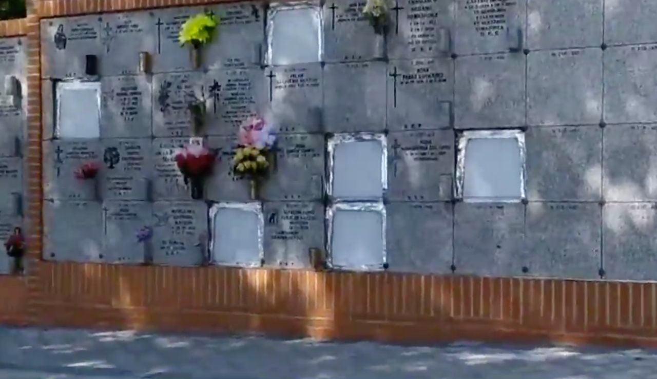 Cementerio la Almudena
