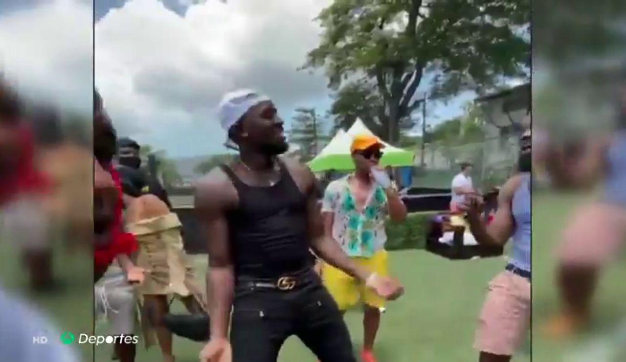 Usain Bolt, en cuarentena tras su fiesta de cumpleaños sin respetar las medidas ante el coronavirus
