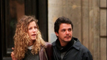 Alejandro Sanz y Jaydy Michel