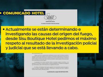 El abogado del dueño del hotel incendiado en Puerto Banús asegura que los encargados no pagaban al propietario y que el contrato venció en 2019
