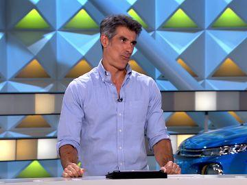 El panel sobre el amor que ha dejado en 'shock' a Jorge Fernández en 'La ruleta de la suerte'