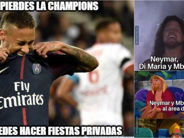 Los memes de la final de la Champions