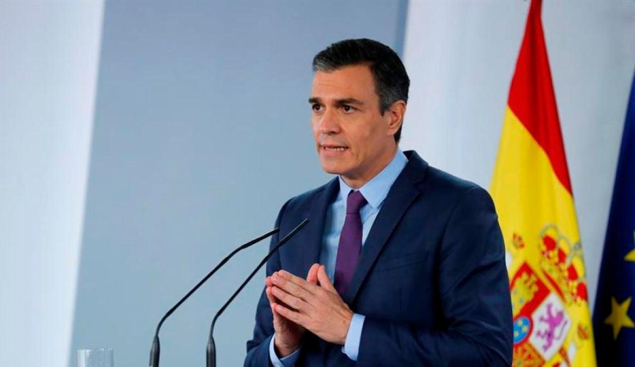 A3 Noticias 1 (25-08-20) Pedro Sánchez ofrece a las CCAA que soliciten la declaración de estado de alarma y emplear al ejército para rastrear contagios de coronavirus