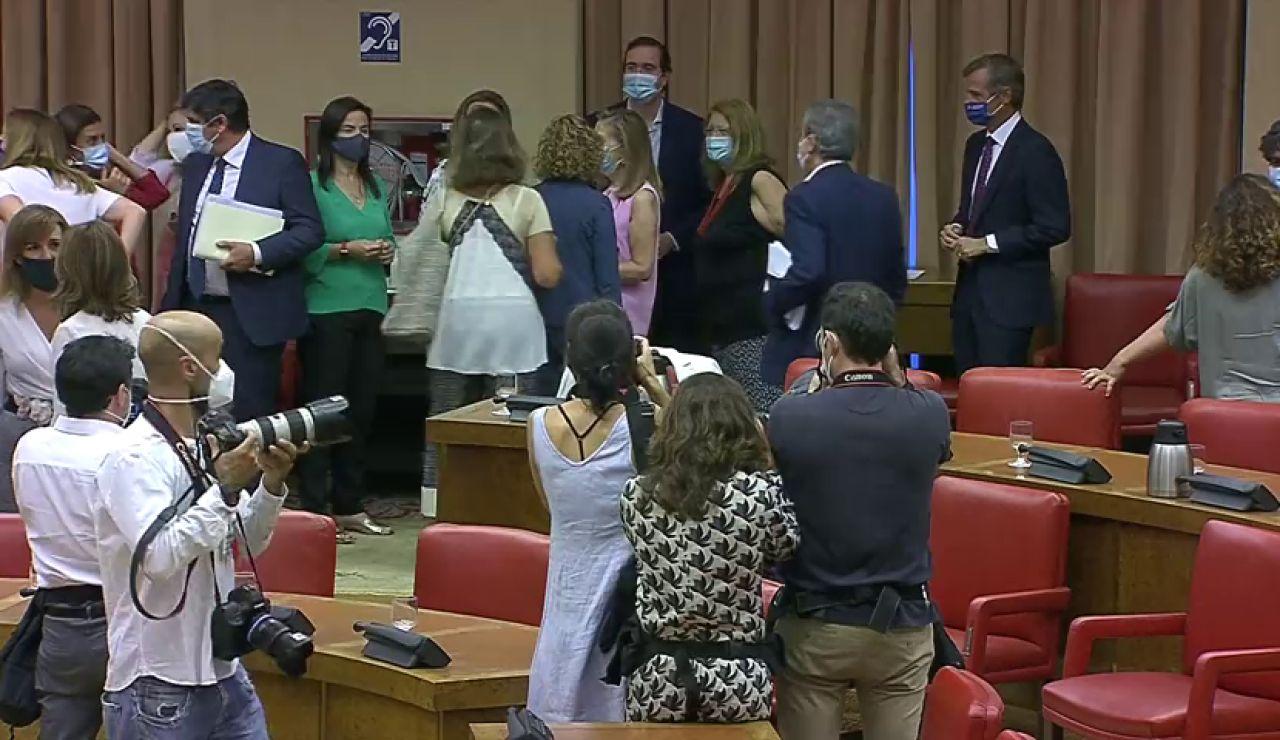 Estreno del Congreso con Pablo Iglesias como protagonista