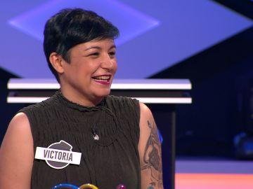 Victoria, de 'Los dispersos', explica una curiosa anécdota de su infancia