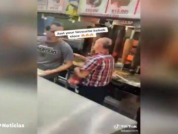 Una tienda de kebab en Australia se convierte en una fiesta rave incumpliendo las medidas contra el coronavirus