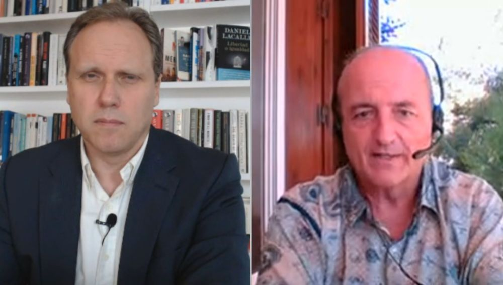 """Los economistas Daniel Lacalle y Miguel Sebastián defienden que el cuarto trimestre """"será muy complicado"""""""