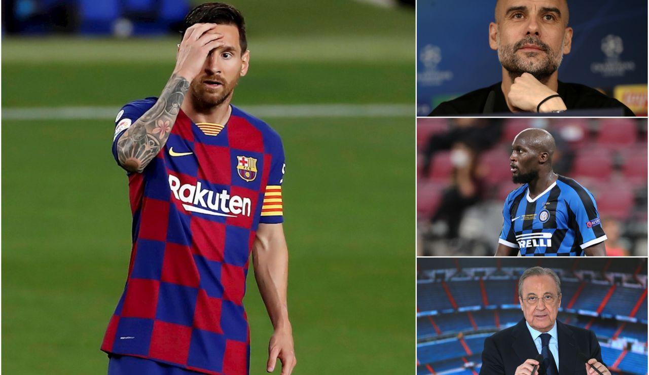 ¿En qué club jugará Leo Messi la próxima temporada? Los equipos mejor colocados para fichar al argentino
