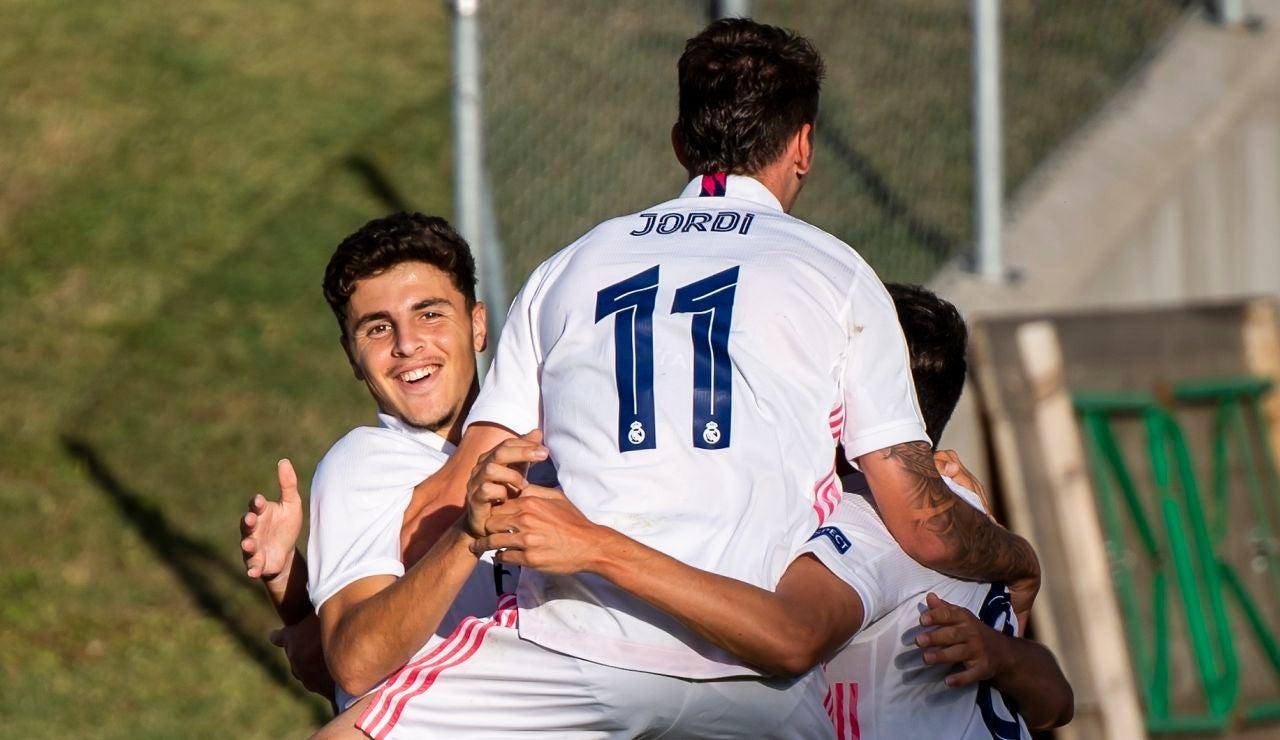 El Real Madrid de Raúl González gana la primera Youth League de su historia