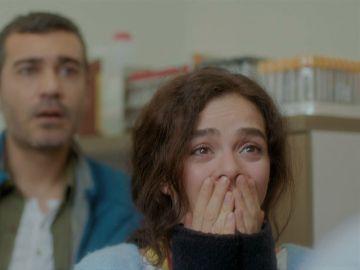 Bahar recuerda el entrañable momento en el que le informaron que estaba embarazada