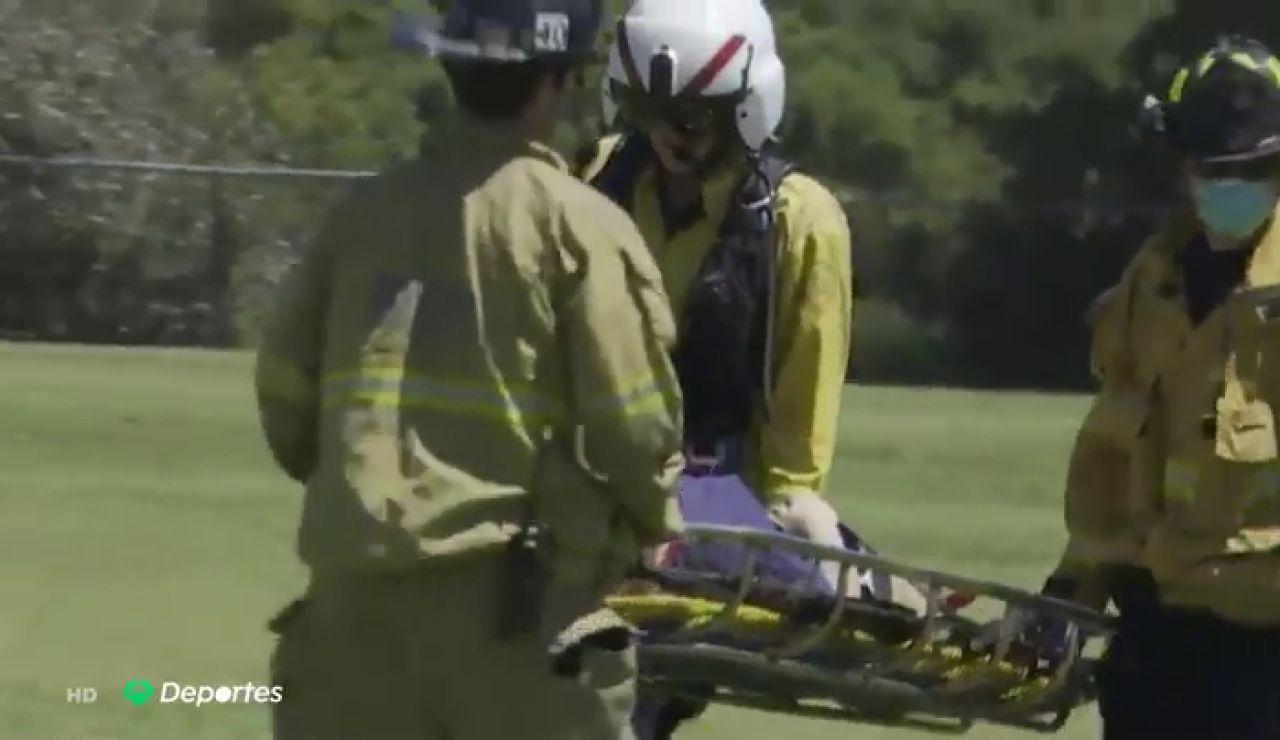 El milagroso rescate a un senderista herido que llevaba dos semanas sin comer