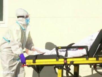 Ciudad Real registró ayer un nuevo fallecimiento por coronavirus