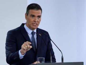 """Sánchez anima a las comunidades a utilizar la app Radar COVID: """"Podrían reducir el impacto del coronavirus en un 30%"""""""