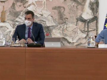 Primer Consejo de Ministros con el coronavirus desbordado y sin planes comunes para el nuevo curso escolar