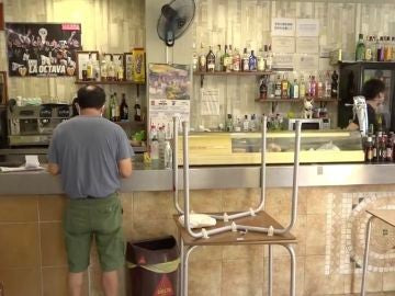 Detenidos por dar una paliza al dueño de un bar tras hacer un simpa
