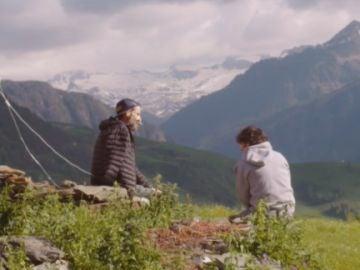 Jordi Évole estrena en el festival de Málaga 'Eso que tú me das', el documental sobre Pau Donés