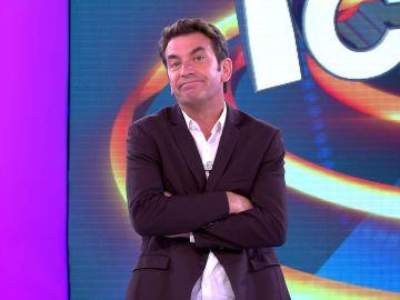 El monumental enfado de Arturo Valls con su equipo de '¡Ahora caigo!' por culpa de una paella
