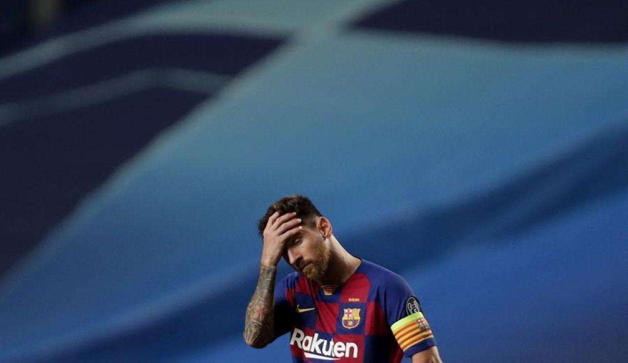 Guardiola ha hablado por teléfono con Messi para ficharlo para el Manchester City