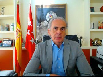"""Enrique Ruiz Escudero: """"La intervención del presidente del Gobierno fue casi perversa, no aportó nada y faltó liderazgo"""""""