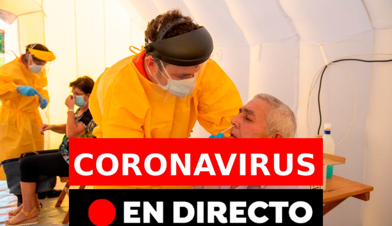 Coronavirus España: Rebrotes, datos y últimas noticias de hoy jueves 27 de agosto, en directo
