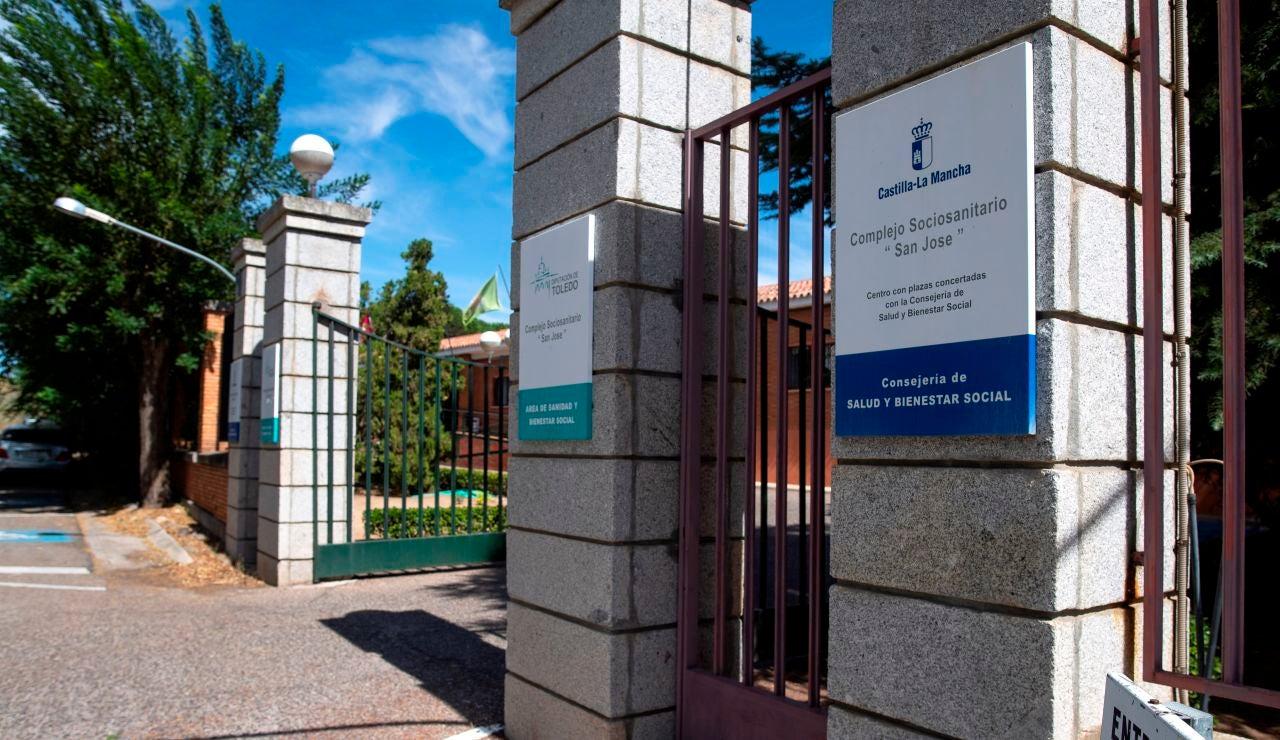 """La residencia social asistida """"San José"""" de Toledo"""