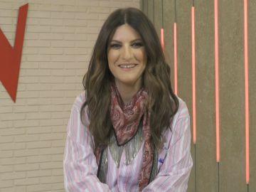 """El mensaje de Laura Pausini a los talents: """"En mi equipo habrá pasión, corazón y locura"""""""