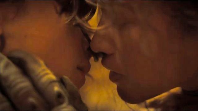 Timothée Chalamet y Zendaya en 'Dune'