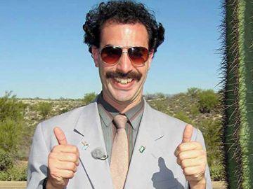 Sacha Baron Cohen en 'Borat'
