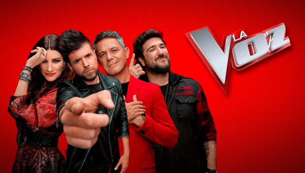 Descárgate los sticker de 'La Voz'