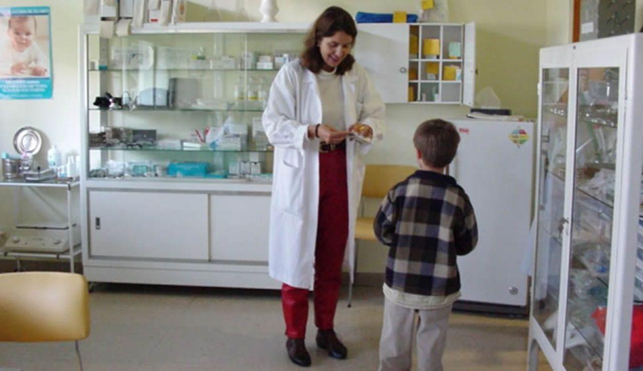 Enfermera escolar