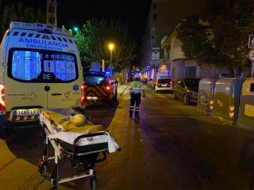 Explosión en un edificio de Murcia que deja varios heridos