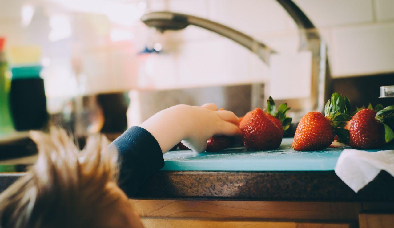 10 meriendas y desayunos saludables para los niños en la vuelta al cole