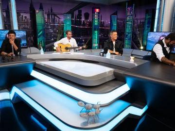 Pablo Motos se convierte en un talent de 'La Voz': ¿Se habrán girado los coaches?