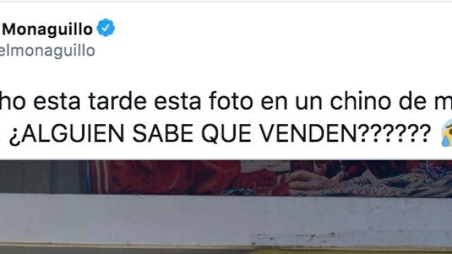 Twitter de @elmonaguillo