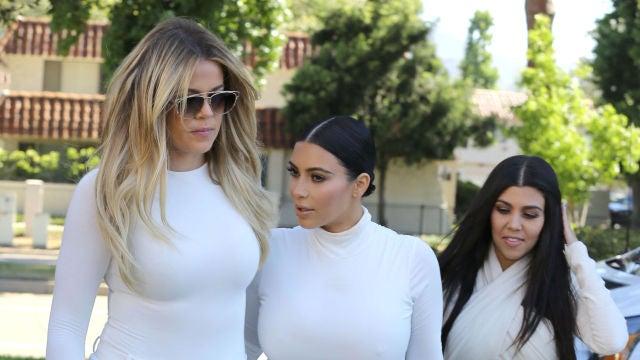 Kim Kardashian, Khloé y Kourtney